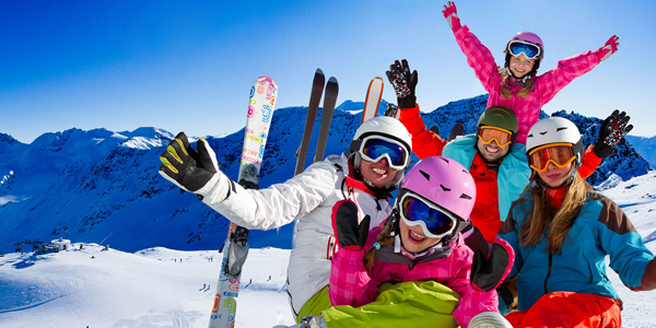 Ski transfers